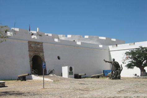 Fortaleza de Sao Miguel, Luanda, Angola
