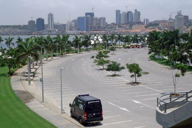 Avenida 4 de Fevereiro, Luanda, Angola