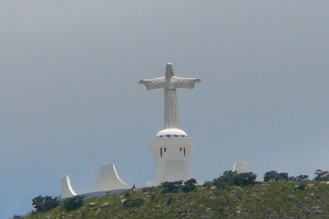 Christ the King Statue, Lubango, Angola