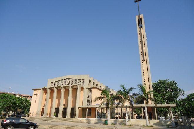 Church of the Holy Family, Luanda, Angola