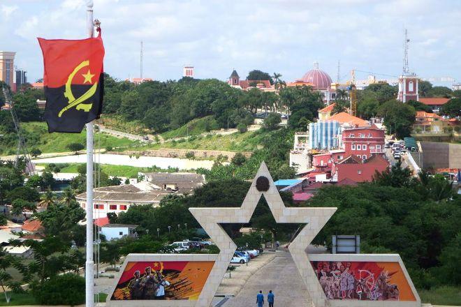 Cidade Alta, Luanda, Angola