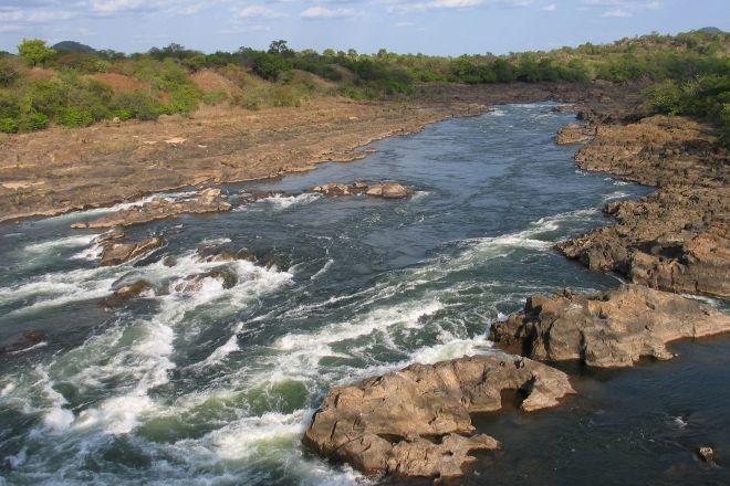 Kwanza River, Muxima, Angola