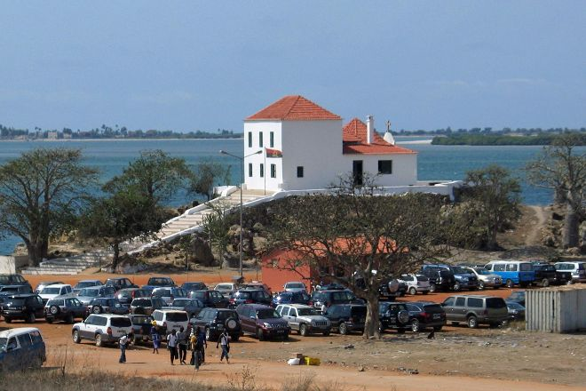 Museu Nacional da Escravatura, Luanda, Angola