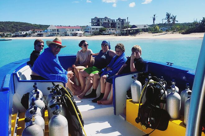 SCUBA SHACK - Shoal Bay Scuba, West End Village, Anguilla