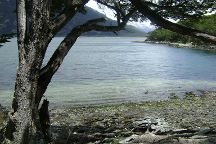 Bahia Lapataia, Ushuaia, Argentina