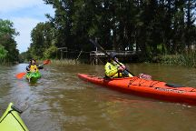 Patricio Redman Kayak, Tigre, Argentina