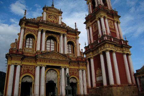 Basilica Menor San Francisco, Salta, Argentina