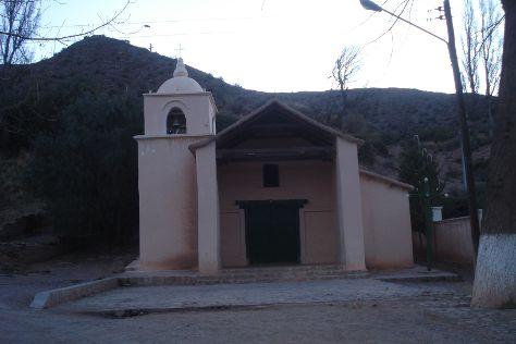 Capilla de la Inmaculada Concepcion, Huacalera, Argentina