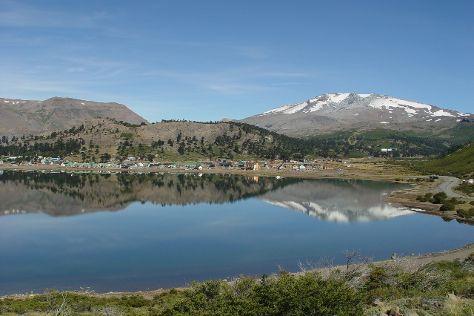 Caviahue Ski Resort, Caviahue, Argentina