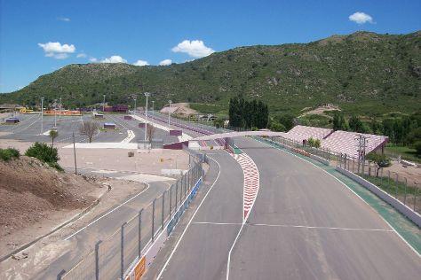 Circuito de Potrero de los Funes, Potrero de los Funes, Argentina