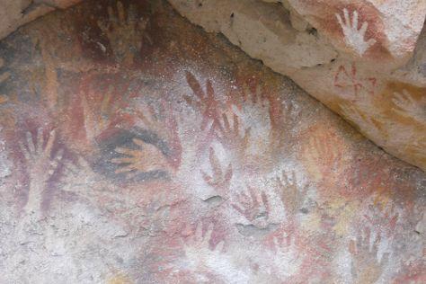 Cueva de las Manos, Province of Santa Cruz, Argentina
