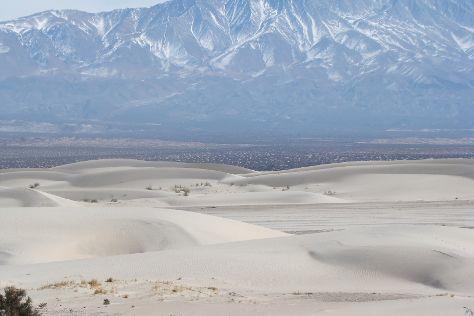 Dunes of Taton, Fiambala, Argentina