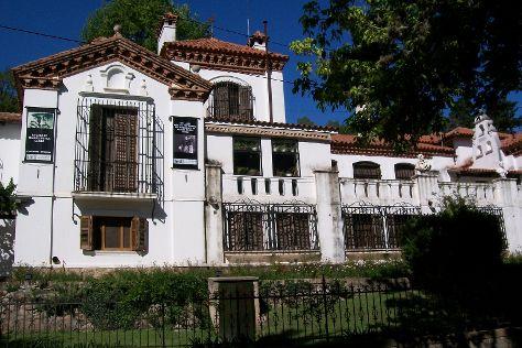 House of Manuel Mujica Lainez, La Cumbre, Argentina