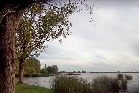 Laguna Navarro, Navarro, Argentina