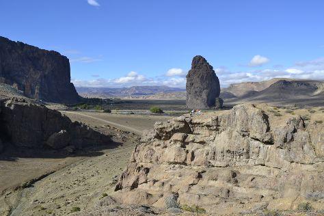 Piedra Parada, Gualjaina, Argentina