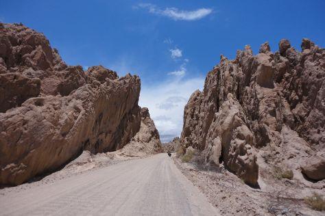 Quebrada de Las Flechas - Angastaco, Angastaco, Argentina