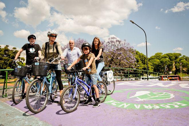 Biking Buenos Aires, Buenos Aires, Argentina