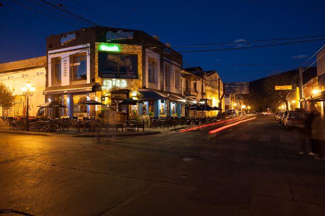 Calle Balcarce, Salta, Argentina