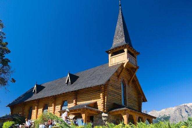 Parroquia San Eduardo, San Carlos de Bariloche, Argentina