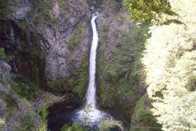 Cascada del Rio Bonito, Villa La Angostura, Argentina