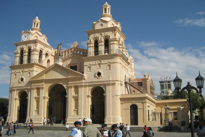 Iglesia Catedral de Córdoba, Cordoba, Argentina