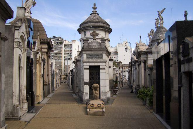 Cemiterio de Recoleta, Buenos Aires, Argentina