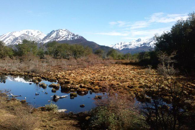 Cerro Alarken Nature Reserve, Ushuaia, Argentina