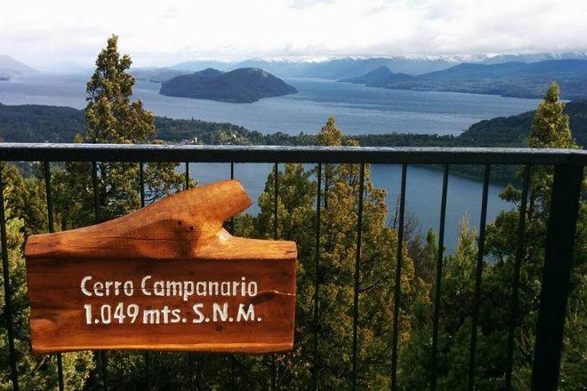 Cerro Campanario, San Carlos de Bariloche, Argentina