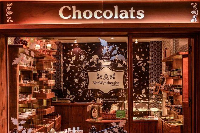 Chocolaterie VanWynsberghe, San Carlos de Bariloche, Argentina