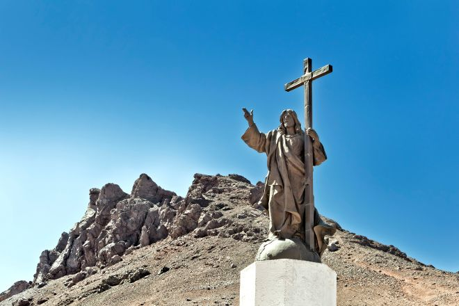 Cristo Rey del Valle, Tupungato, Argentina