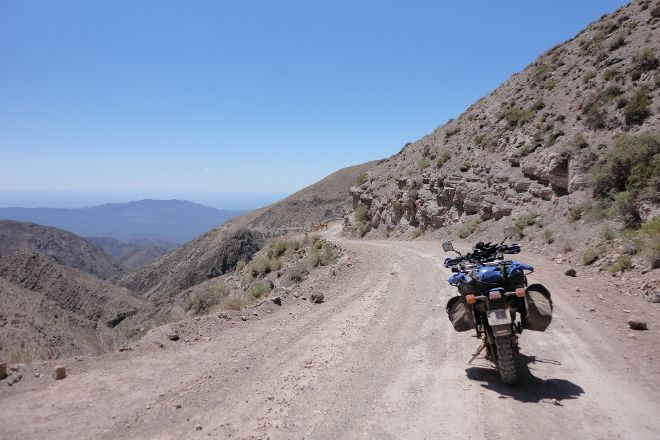 El Camino de las 365 Curvas, Las Heras, Argentina
