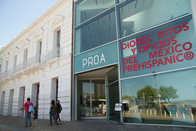 Fundacion Proa, Buenos Aires, Argentina