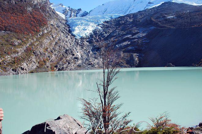 Glaciar Huemul, El Chalten, Argentina