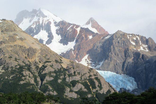 Glaciar Piedras Blancas, El Chalten, Argentina