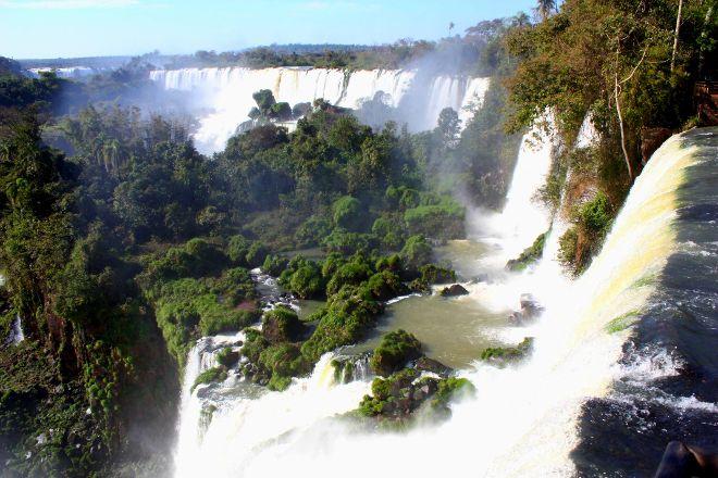 Isla San Martin, Iguazu National Park, Argentina