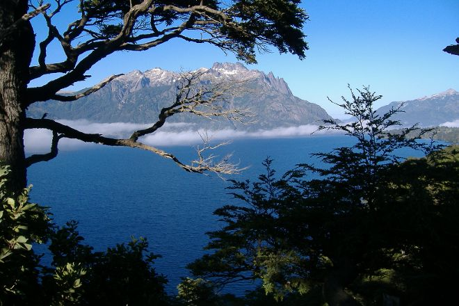 Lago Huechulafquen, Neuquen, Argentina