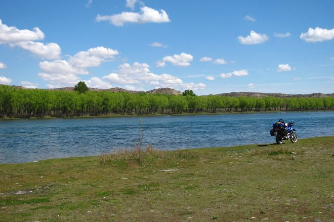 Limay River, Neuquen, Argentina