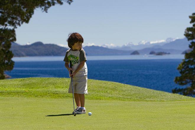 Llao Llao Golf, San Carlos de Bariloche, Argentina
