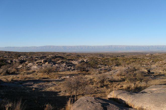 Mina de los Condores, San Luis, Argentina
