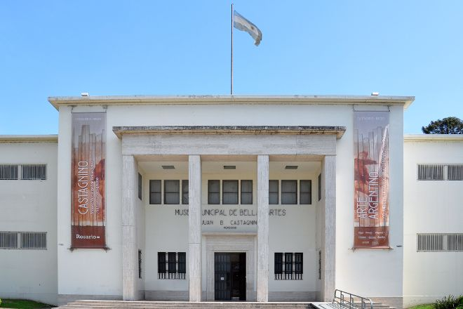 Museo Municipal De Bellas Artes Juan B. Castagnino, Rosario, Argentina