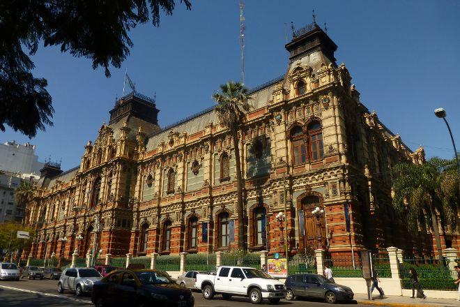 Palacio de Aguas Corrientes, Buenos Aires, Argentina
