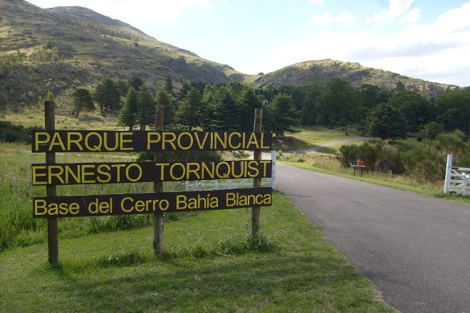 Parque Provincial Ernesto Tornquist, Sierra De la Ventana, Argentina