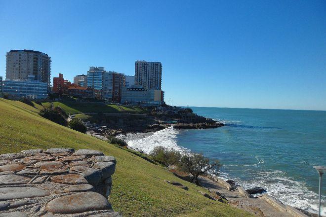 Playa Chica, Mar del Plata, Argentina