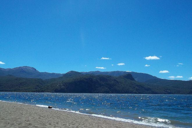 Playa Quila Quina, San Martin de los Andes, Argentina