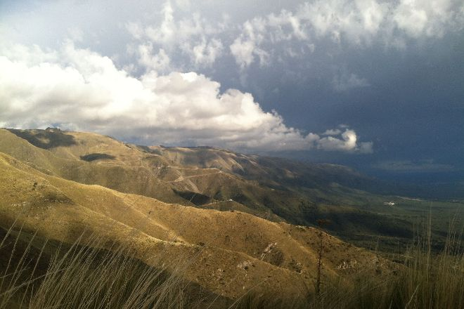 Reserva Natural Provincial Mogote Bayo, Merlo, Argentina