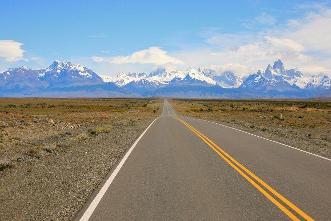 Road to El Chalten, El Chalten, Argentina