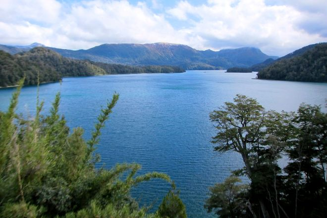 Route of the Seven Lakes, San Martin de los Andes, Argentina