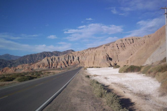 Ruta Nacional 150, San Juan, Argentina