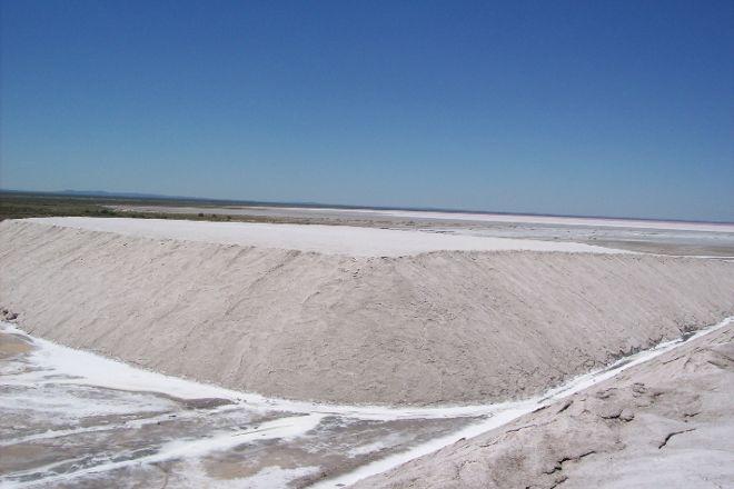 Salinas del Bebedero, San Luis, Argentina