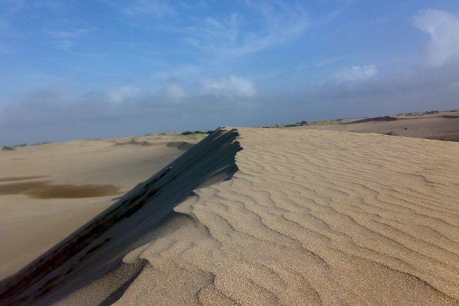 Sandboard Mar Azul, Villa Gesell, Argentina